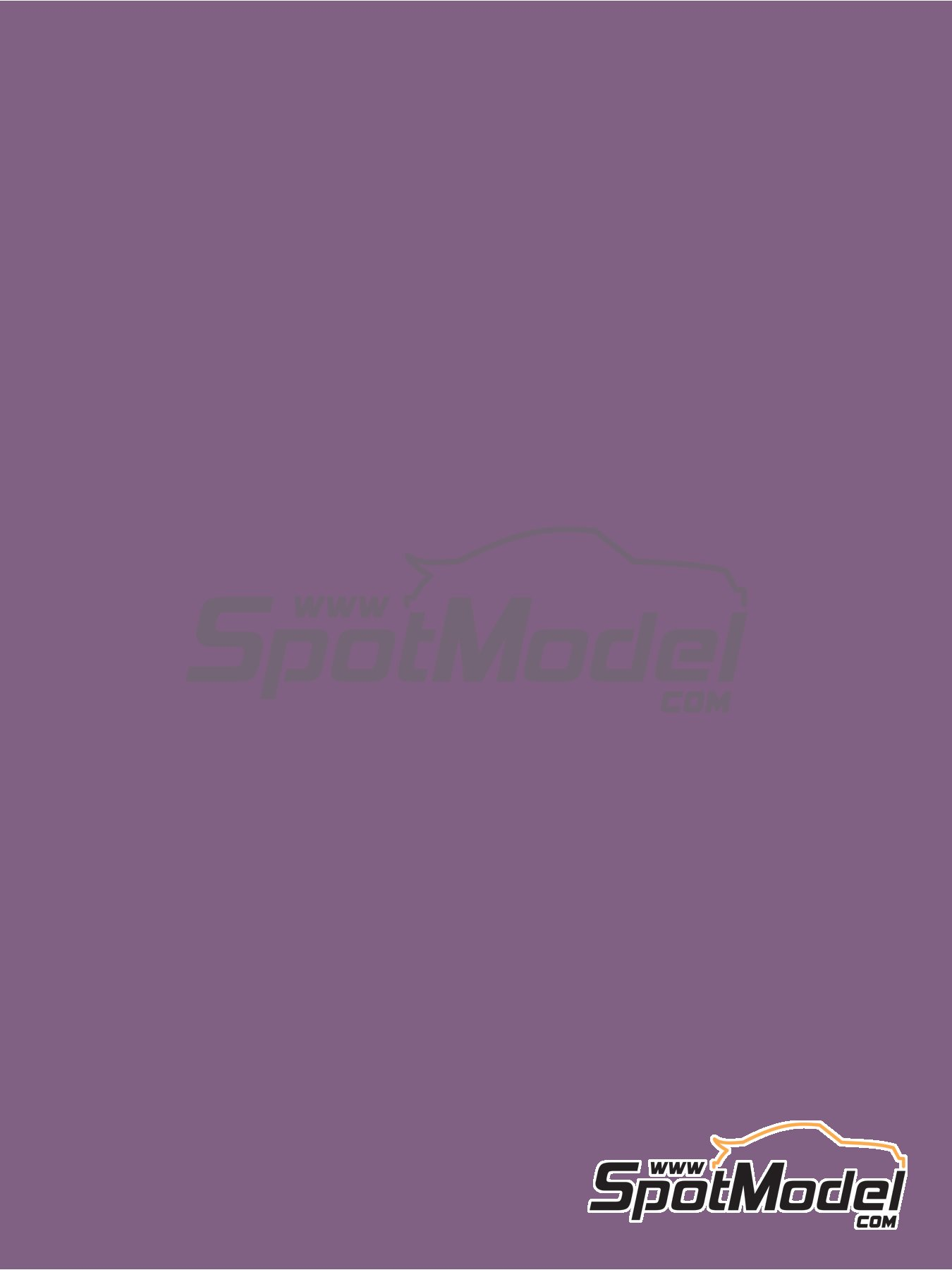 RAL4001 - Redlilac - 1 x 60ml | Paint manufactured by Zero Paints (ref.ZP-1033-RAL4001) image