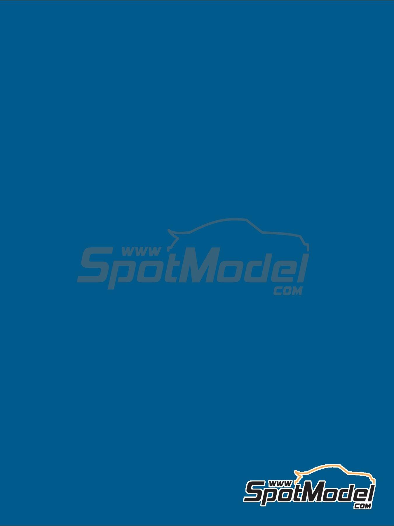Azul tráfico - RAL5017 - Traffic blue - 1 x 60ml | Pintura fabricado por Zero Paints (ref.ZP-1033-RAL5017) image