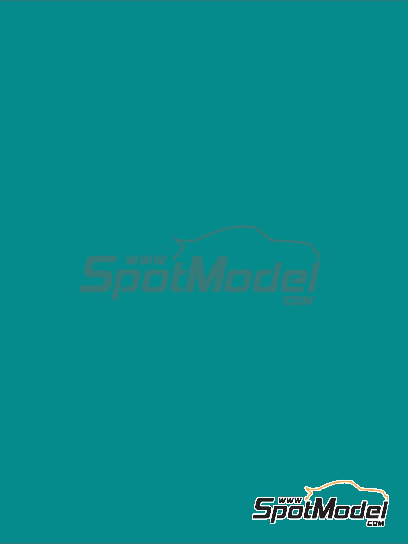 RAL5018 - Turquoise blue - 1 x 60ml | Paint manufactured by Zero Paints (ref.ZP-1033-RAL5018) image