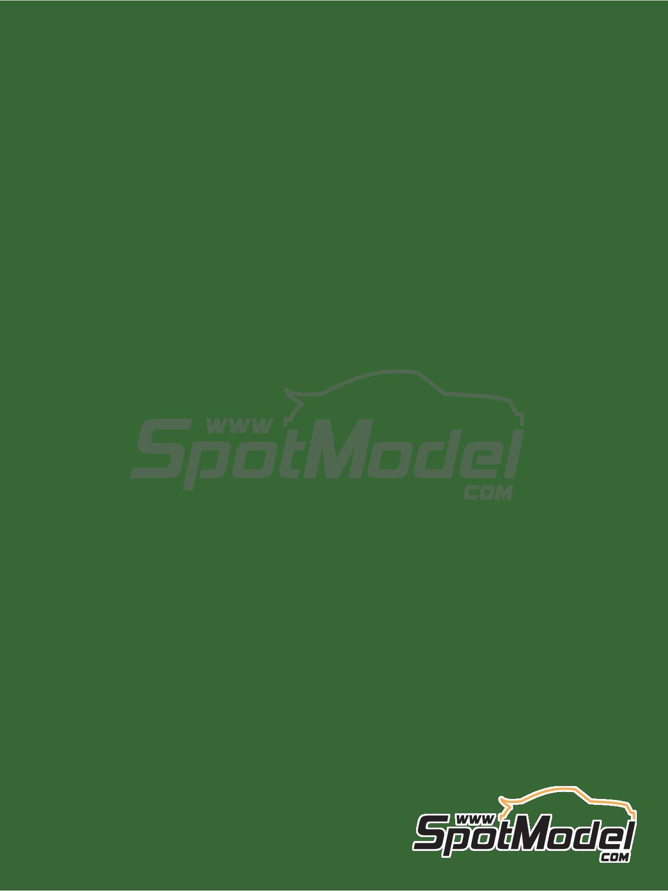 Verde esmeralda - RAL6001 - Emeraldgreen - 1 x 60ml | Pintura fabricado por Zero Paints (ref.ZP-1033-RAL6001) image