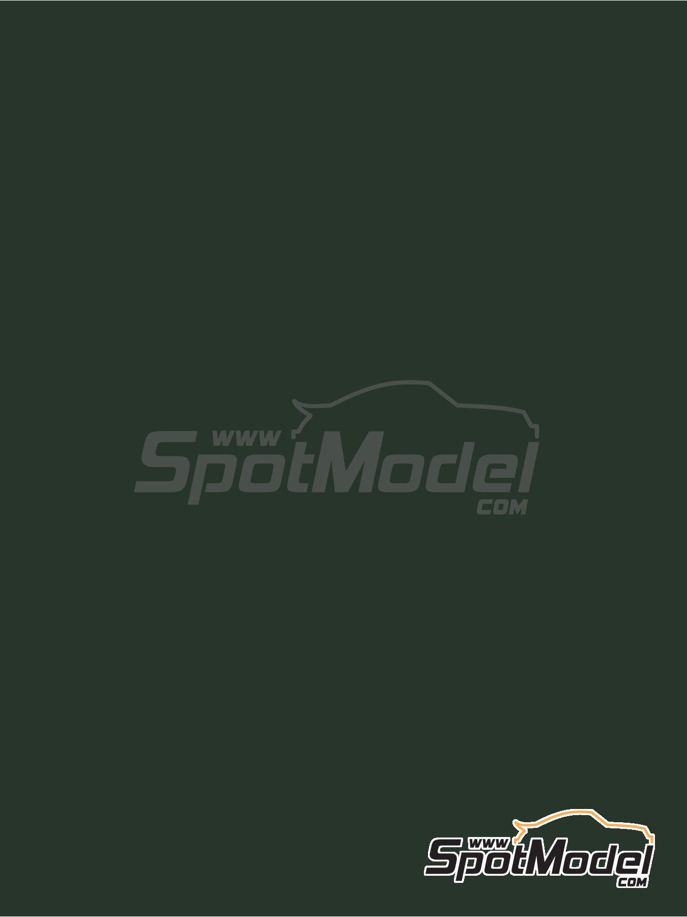 Verde abeto - RAL6009 - Fir green - 1 x 60ml | Pintura fabricado por Zero Paints (ref.ZP-1033-RAL6009) image