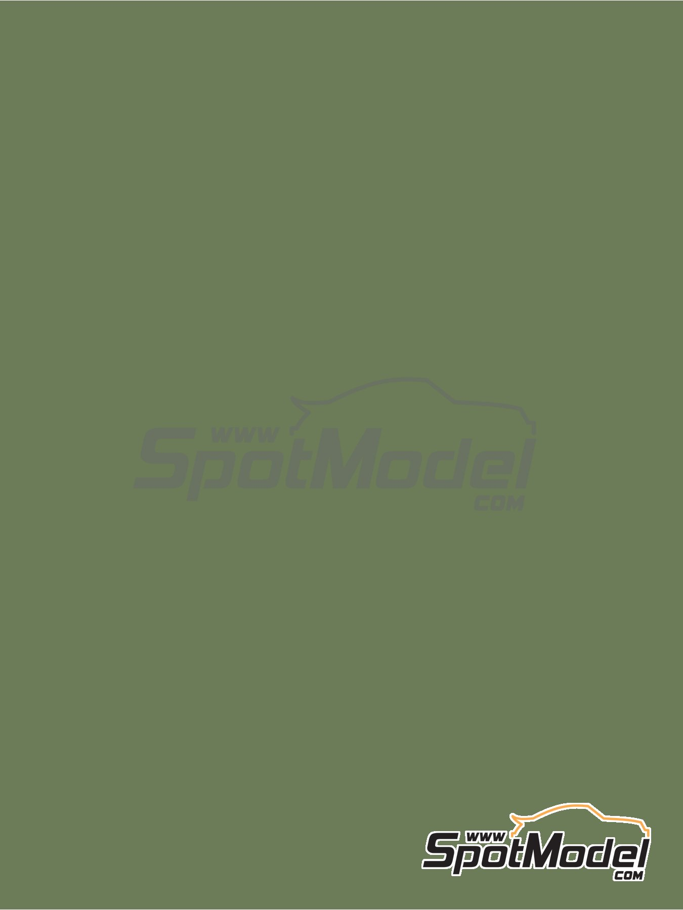 RAL6011 - Reseda green - 1 x 60ml | Paint manufactured by Zero Paints (ref. ZP-1033-RAL6011) image