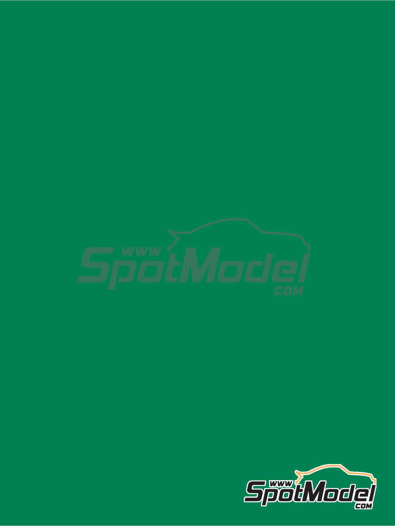 RAL6024 - Traffic green - 1 x 60ml | Paint manufactured by Zero Paints (ref.ZP-1033-RAL6024) image