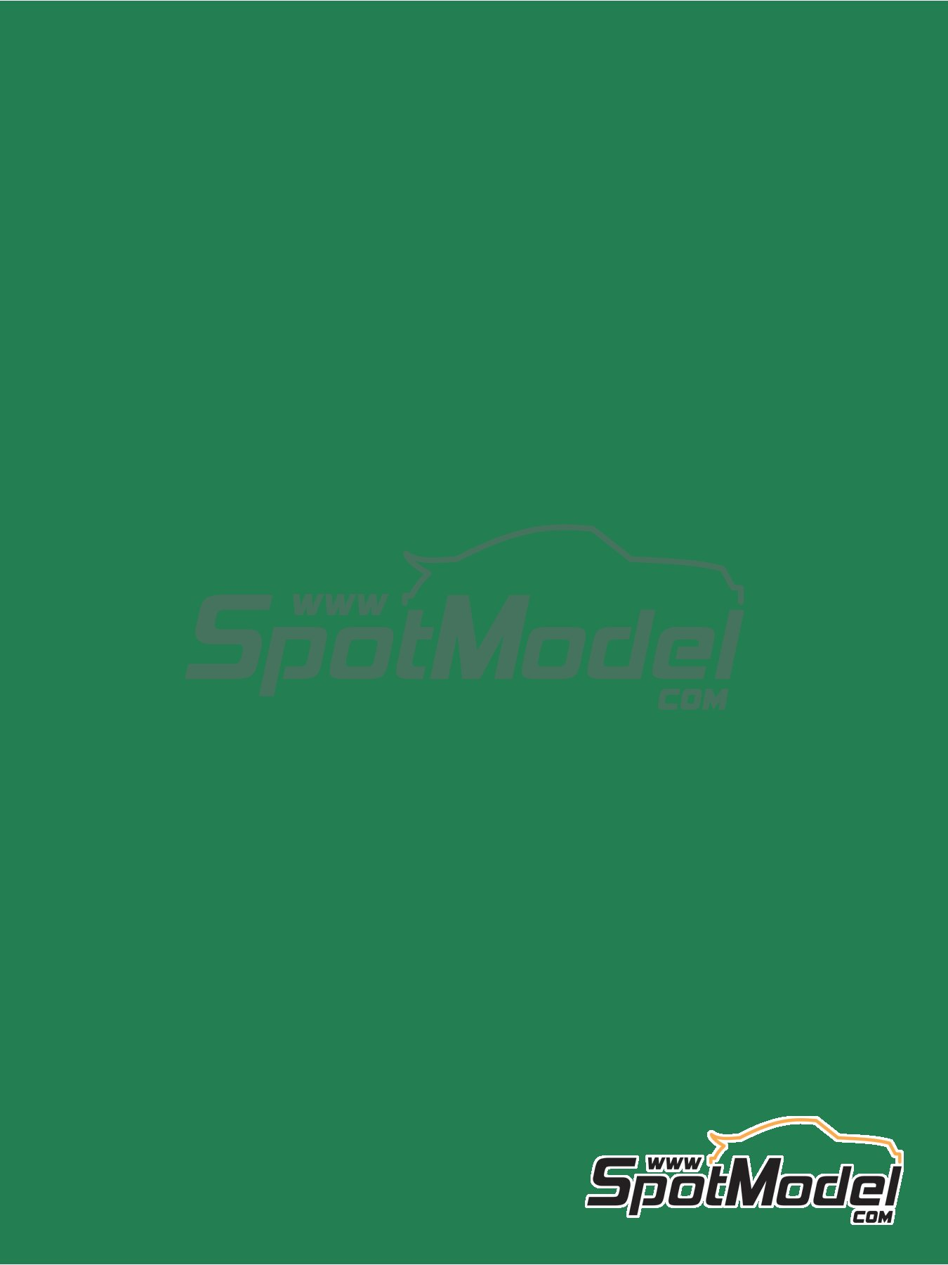 RAL6032 - Signal green - 1 x 60ml | Paint manufactured by Zero Paints (ref.ZP-1033-RAL6032) image