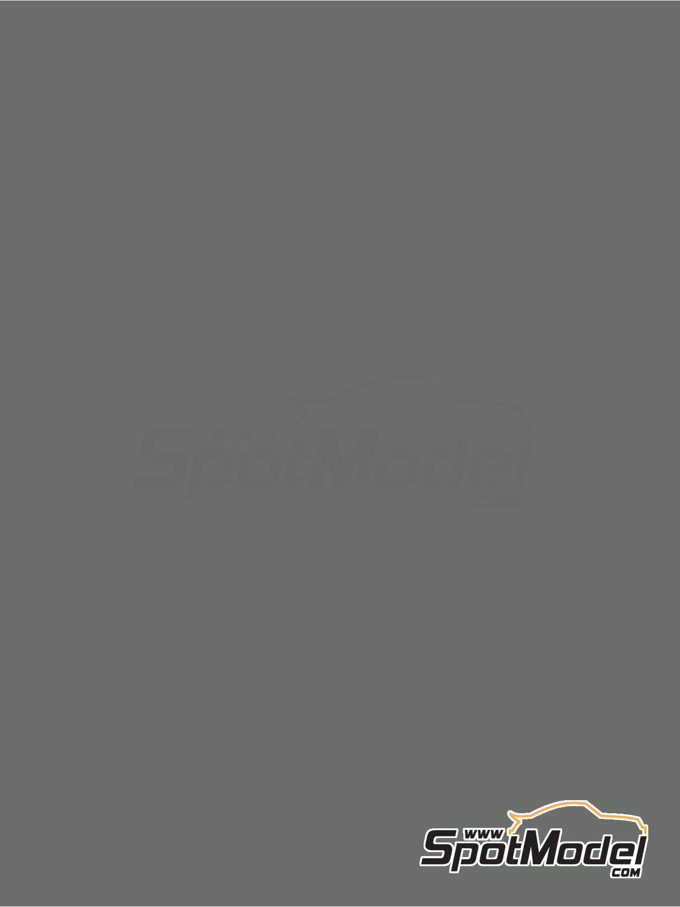 Gris ratón - RAL7005 - Mouse grey - 1 x 60ml | Pintura fabricado por Zero Paints (ref.ZP-1033-RAL7005) image