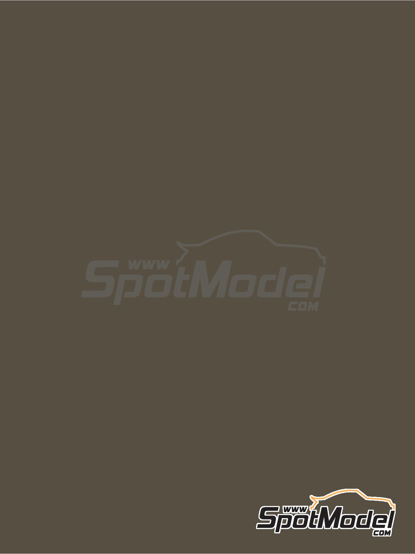 RAL7013 - Brown grey - 1 x 60ml | Paint manufactured by Zero Paints (ref.ZP-1033-RAL7013) image