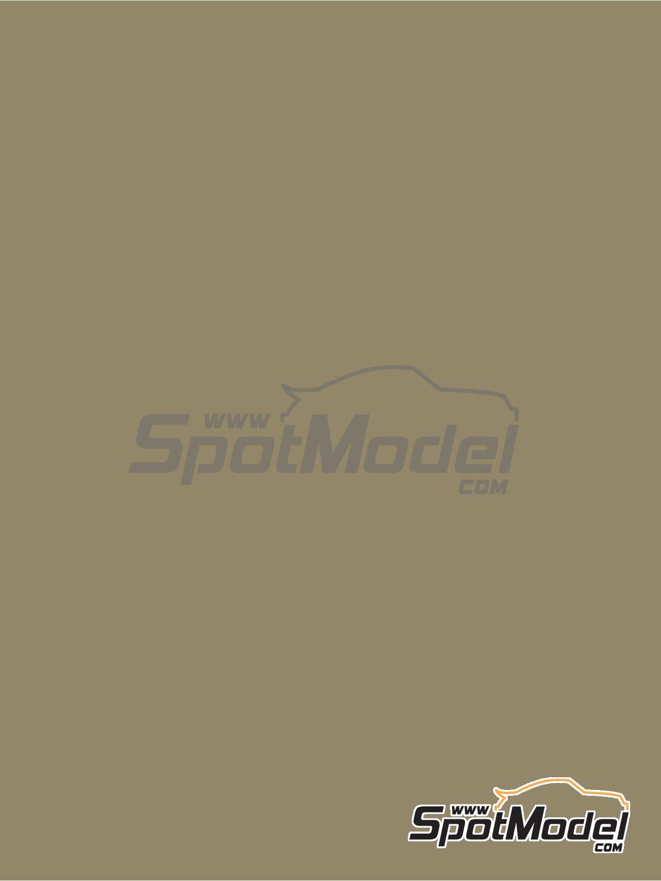 Gris amarillento - RAL7034 - Yellow grey - 1 x 60ml | Pintura fabricado por Zero Paints (ref.ZP-1033-RAL7034) image