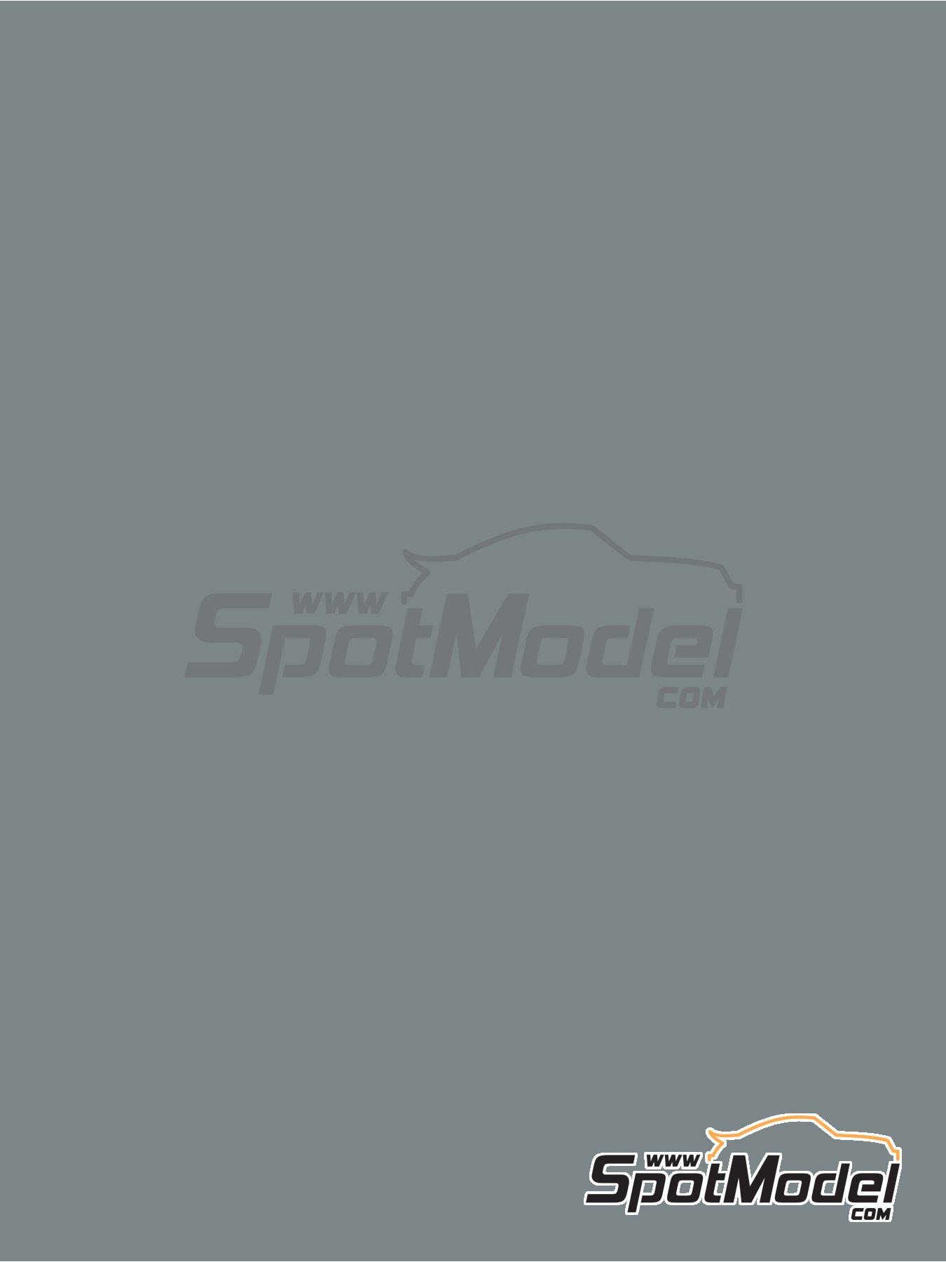 Gristele 2 - RAL7046 - Telegrey 2 - 1 x 60ml | Pintura fabricado por Zero Paints (ref.ZP-1033-RAL7046) image