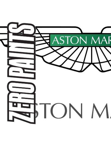 Aston Martin Mercury Silver  - Code: 1300 - 1 x 60ml | Pintura fabricado por Zero Paints (ref.ZP-1137-1300) image
