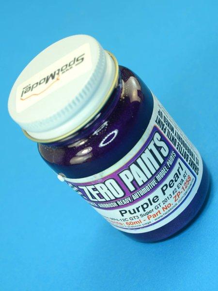 Purple Pearl for Mclaren MP4-12C GT3 Super GT 2013 #2 EVA RT - 1 x 60ml | Paint manufactured by Zero Paints (ref.ZP-1258) image