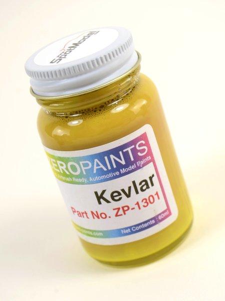 Kevlar - 1 x 60ml   Paint manufactured by Zero Paints (ref.ZP-1301) image