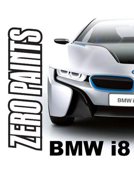 Azul Protonic Blue para BMW i8 - 1 x 30ml | Pintura fabricado por Zero Paints (ref.ZP-1303-PROTONIC) image