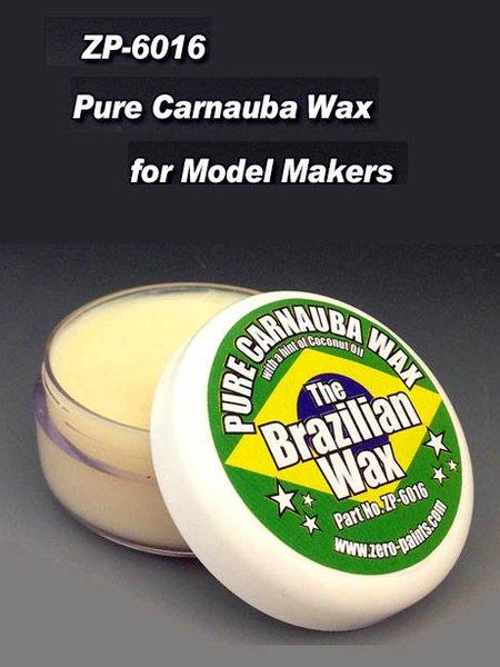 The Brazilian Wax - Pure Carnauba Wax | Polish manufactured by Zero Paints (ref.ZP-6016) image