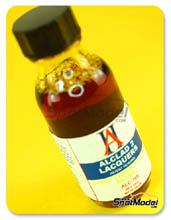 Pintura Alclad - Amarillo limón candy - Candy lemon yellow - 30 ml para Aerógrafo