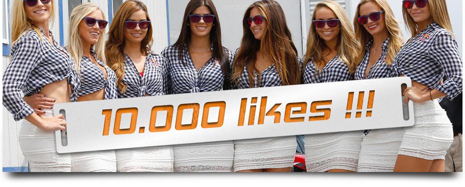 We're 10.000!! :D