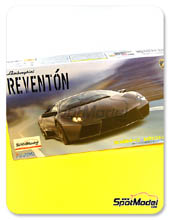 Car kit 1/24 by Fujimi - Lamborghini Reventon
