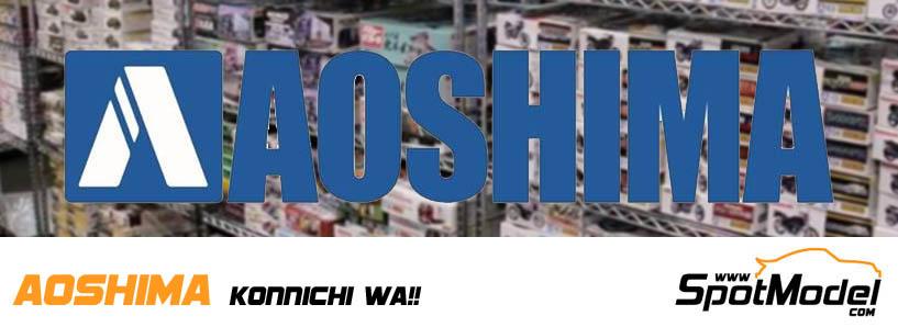 ¡¡ AOSHIMA konnichi wa!!