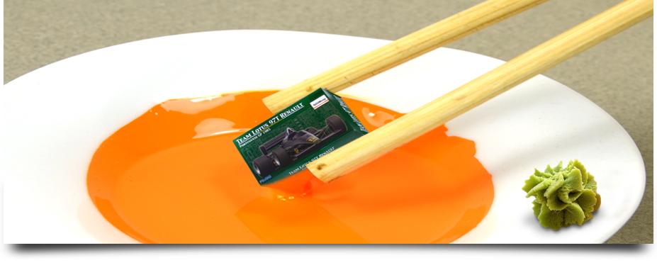 FUJIMI sashimi!