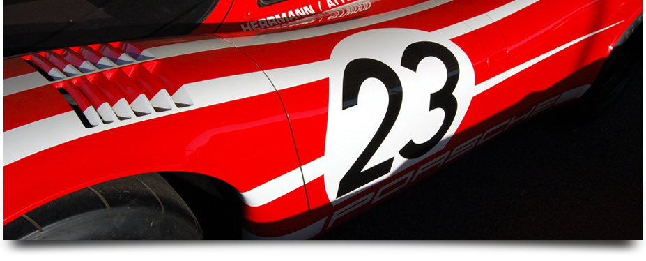 23rd on 14th at the 24: the Porsche 917K
