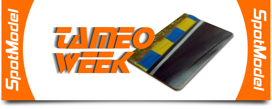 It's Tameo Week!