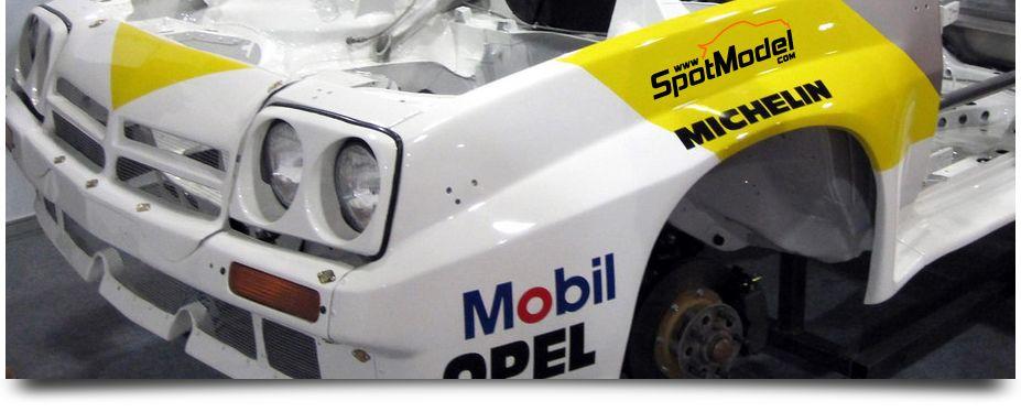Group B Opel Manta