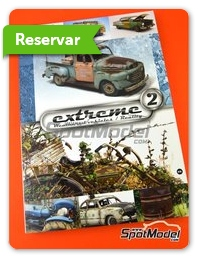 AK Interactive: Libro - Extreme2 - Extreme Weathered vehicles + Extreme reality: idioma Castellano