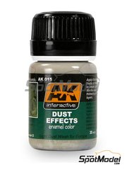 AK Interactive: AK Weathering efect product - Dust