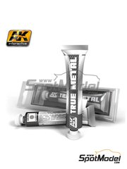 AK Interactive: AK True Metal - Aluminio