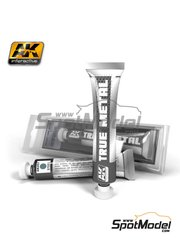 AK Interactive: AK True Metal product - Steel image