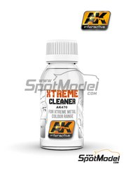 AK Interactive: Xtreme metal paint - Xtreme cleaner