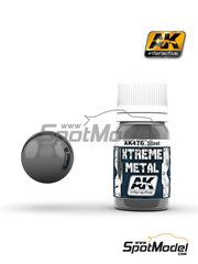 AK Interactive: Xtreme metal paint - Steel