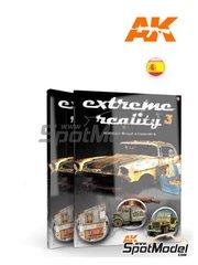 AK Interactive: Book - Extreme Reality 3 - Vehiculos y entornos degradados