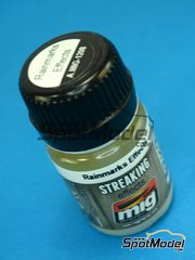 AMMO of Mig Jimenez: Enamel paint - Rainmarks Effects - 30ml