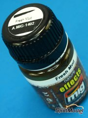 AMMO of Mig Jimenez: Enamel paint - Fresh Mud - 30ml