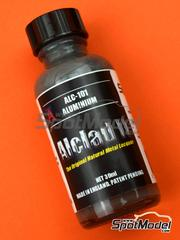 Alclad: Paint - Aluminium - 1 x 30ml - for Airbrush