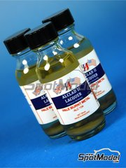 Alclad: Paint - Pale Burnt Metal  - 30ml bottle - for Airbrush