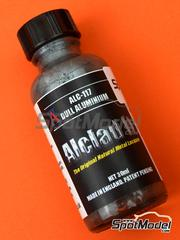 Alclad: Paint - Dull Aluminium - 1 x 30ml - for Airbrush