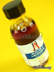 Alclad: Paint - Candy lemon yellow - 30 ml - for Airbrush image