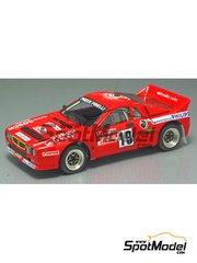Arena: Model car kit 1/43 scale - Lancia Rally 037 - Tour de Corse 1983 - resin multimaterial kit