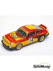 Arena: Model car kit 1/43 scale - Porsche 911 Jugy Jeans - Cuccirelli + Muttini - Mile Miglia 1978 - resin multimaterial kit