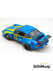 Arena: Model car kit 1/43 scale - Porsche 911 Carrera RSR  - Dyer - Sebring 1977 - resin multimaterial kit