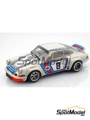 Arena: Model car kit 1/43 scale - Porsche 911 RSR Prove #8 - Herbert Müller (CH) + Gijs van Lennep (NL) - Targa Florio 1973 - resin multimaterial kit