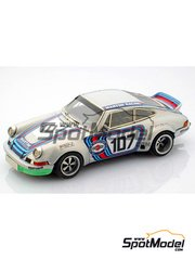 Arena: Model car kit 1/43 scale - Porsche 911 RSR Prove #107 - Pucci + Stekkonig - Targa Florio 1973 - resin multimaterial kit