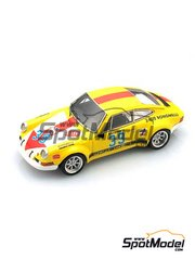 Arena: Model car kit 1/43 scale - Porsche 911 S 2.2 - Ennio Bonomelli (IT) + Christine Beckers (BE) - Targa Florio 1971 - resin multimaterial kit