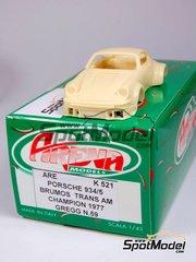 Arena: Model kit 1/25 scale - Porsche 934/5