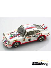 Arena: Model car kit 1/43 scale - Porsche 911 Carrera 2.7 RS Team Boldrinauto #10 1977 - resin multimaterial kit