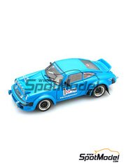 Arena: Model car kit 1/43 scale - Porsche 911 SC - Rabino + Neri - Rally Valli 1982 - resin multimaterial kit