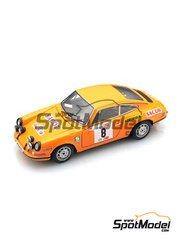 Arena: Model kit 1/25 scale - Porsche 911 S