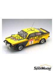 Arena: Kit 1/25 scale - Opel Kadett GTE 2000 Group 2