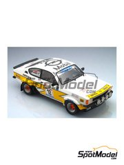 Arena: Model kit 1/25 scale - Opel Kadett GTE 2000 Group 2
